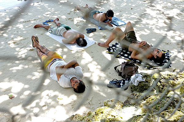Beach Sleep Boracay