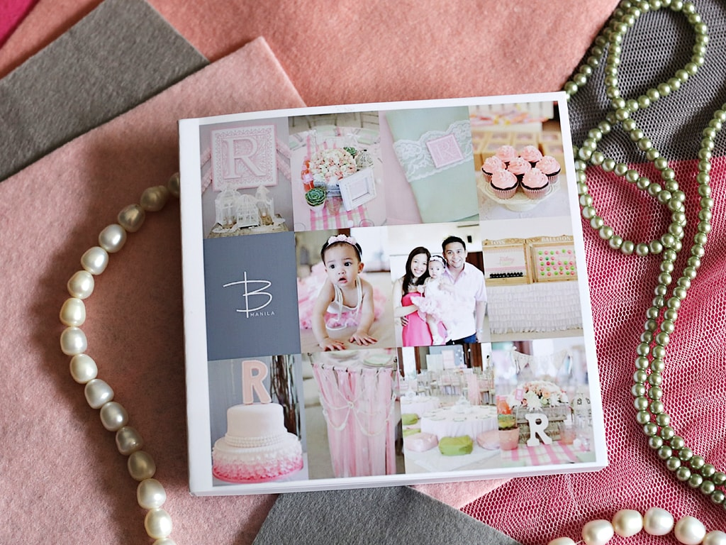Photo Catalog or Look Book
